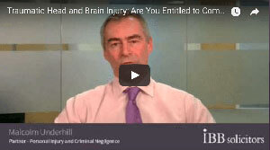 Traumatic Head and Brain Injury Video